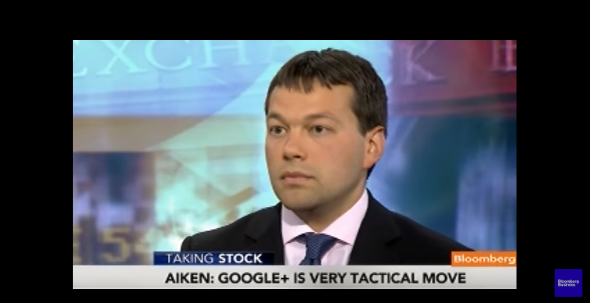 Aiken Says Analysts Underestimated Google Mobile